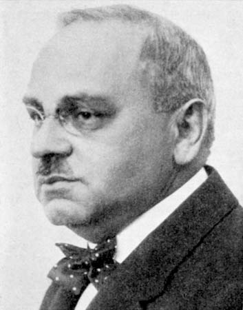 Picture of Alfred Adler.