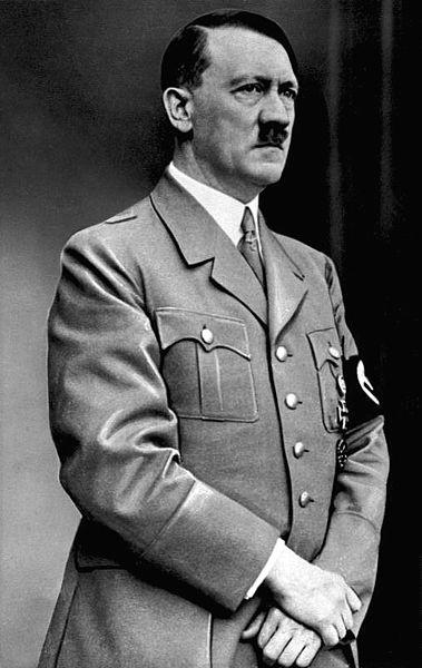 Picture of Adolf Hitler.