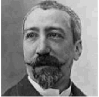 Picture of Anatole France.