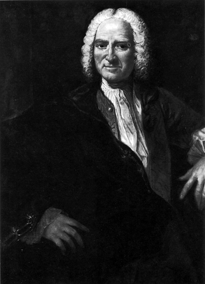 Picture of Baron d'Holbach.