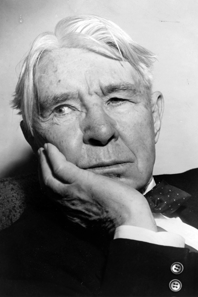 Picture of Carl Sandburg. This image is available from the United States Library of Congress's Prints and Photographs division under the digital ID cph.3c15064. This photograph is a work for hire created prior to 1968 by a staff photographer at New York World-Telegram & Sun. It is part of a collection donated to the Library of Congress. Per the deed of gift, New York World-Telegram & Sun dedicated to the public all rights it held for the photographs in this collection upon its donation to the Library.