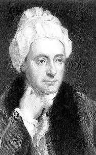 Picture of William Cowper.