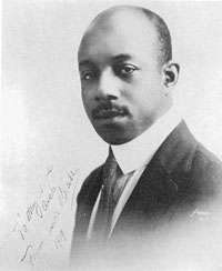 Picture of Eubie Blake.