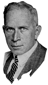 Picture of Harry Hirschfield. This image comes from the Project Gutenberg archives. This is an image that has come from a book or document for which the American copyright has expired and this image is in the public domain in the United States and possibly other countries.