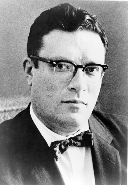 Picture of Isaac Asimov.