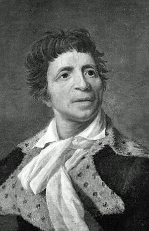 Picture of Jean-Paul Marat. Oil on canvas, 59.5 × 48.5 cm (23.4 × 19.1 in), currently in Carnavalet Museum. This work is in the public domain in the United States, and those countries with a copyright term of life of the author plus 100 years or less.