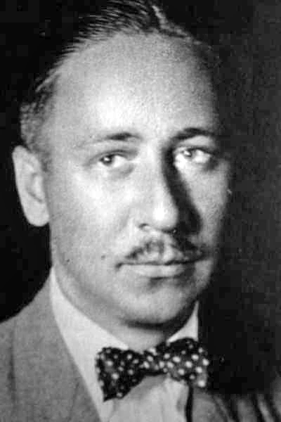 Picture of Robert Benchley. This media file is in the public domain in the United States.