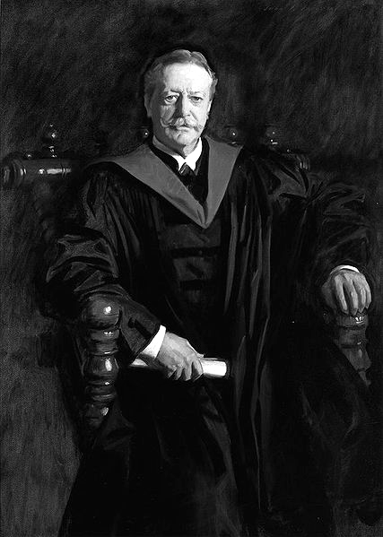 Picture of A. Lawrence Lowell. Abbott Lawrence Lowell, oil on canvas, by the American painter John Singer Sargent. 55.35 in. x 38.78 in. Courtesy of the Harvard University Portrait Collection. Image courtesy of The Athenaeum.