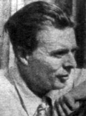 Picture of Aldous Huxley.