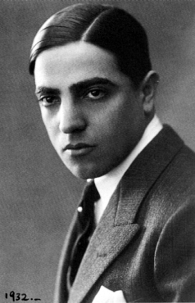 Picture of Aristotle Onassis. This image is in the public domain because its copyright has expired. This applies to Australia, the European Union and those countries with a copyright term of life of the author plus 70 years.