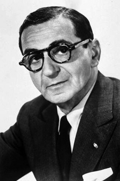 Picture of Irving Berlin.
