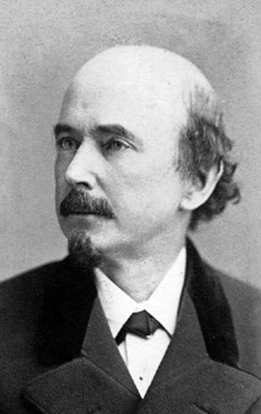 Picture of Dion Boucicault. This file is in the public domain because its copyright has expired in the United States and those countries with a copyright term of no more than the life of the author plus 100 years.