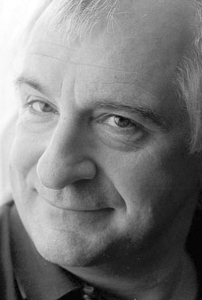 Picture of Douglas Adams.
