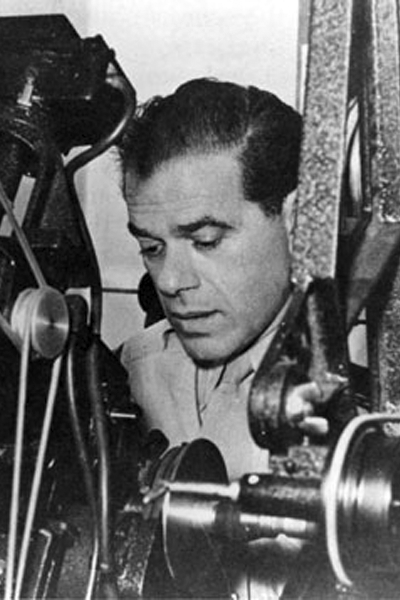 Picture of Frank Capra.