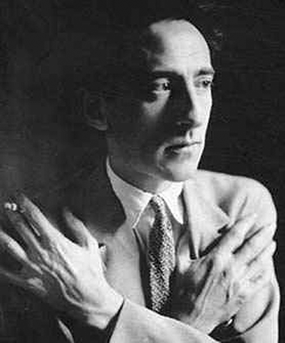 Picture of Jean Cocteau.