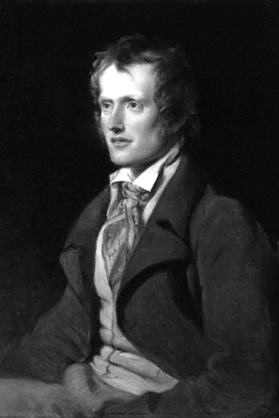 Picture of John Clare.