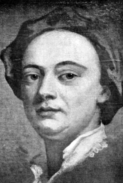 Picture of John Gay.