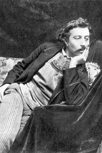 Picture of Paul Gauguin. Paul Gauguin ca. 1891, photographer unknown