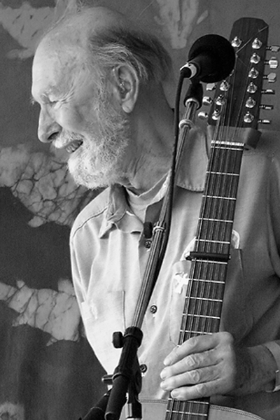 Picture of Pete Seeger. Pete Seeger at age 88 photographed on 6-16-07 at the Clearwater Festival 2007 by Anthony Pepitone