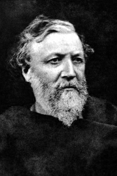 Picture of Robert Browning. This media file is in the public domain in the United States. This applies to U.S. works where the copyright has expired, often because its first publication occurred prior to January 1, 1923.