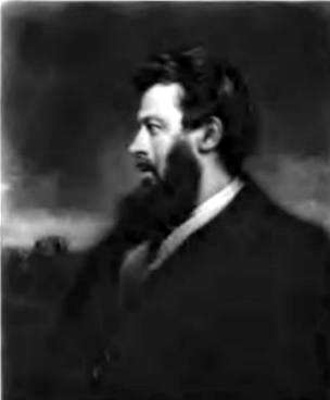 Picture of Walter Bagehot. This media file is in the public domain in the United States. This applies to U.S. works where the copyright has expired, often because its first publication occurred prior to January 1, 1923.
