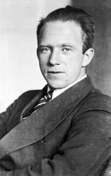 Picture of Werner Heisenberg. This file is licensed under the Creative Commons Attribution-Share Alike 3.0 Germany license. Attribution: Bundesarchiv, Bild183-R57262 / CC-BY-SA.