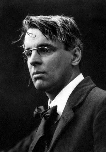 Picture of William Butler Yeats. National Portrait Gallery. This image is in the public domain because its copyright has expired. This applies to the United States, Australia, the European Union and those countries with a copyright term of life of the author plus 70 years.