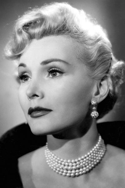 Picture of Zsa Zsa Gabor. This work is in the public domain in the United States because it was published in the United States between 1923 and 1963, but copyright was not renewed with the US Copyright Office within 28 years of the date of publication, which causes the work to irrevocably fall into the public domain. This should apply worldwide.